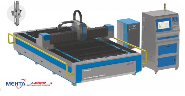 Máy cắt laser - fiber optic Gloria 510F