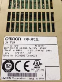 Omron Motor driver for BPC
